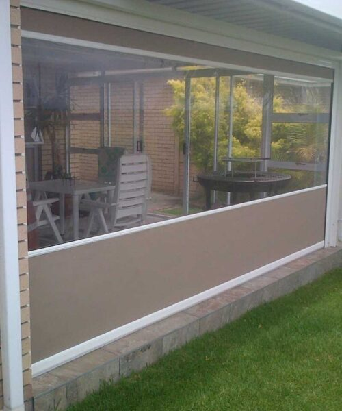Drop Blinds All Weather Awnings