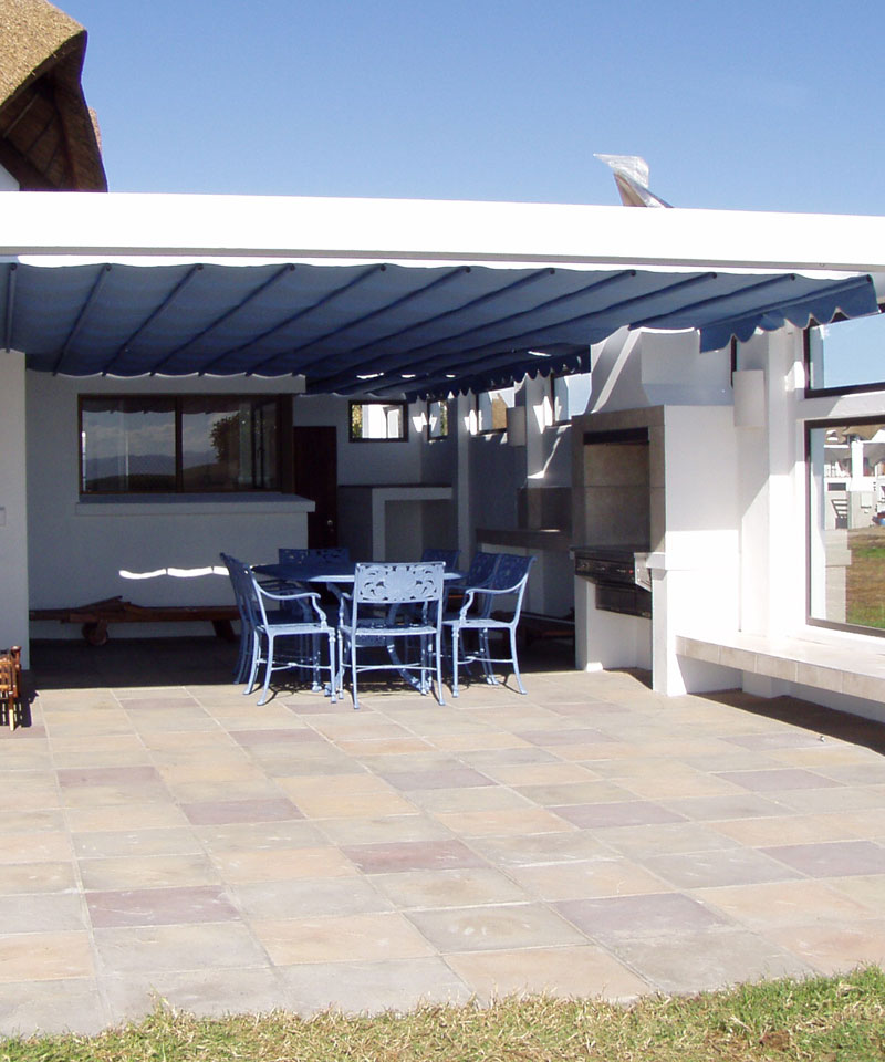 Canvas Awnings Retractable All Weather