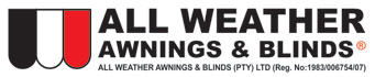 All Weather Awnings & Blinds Logo