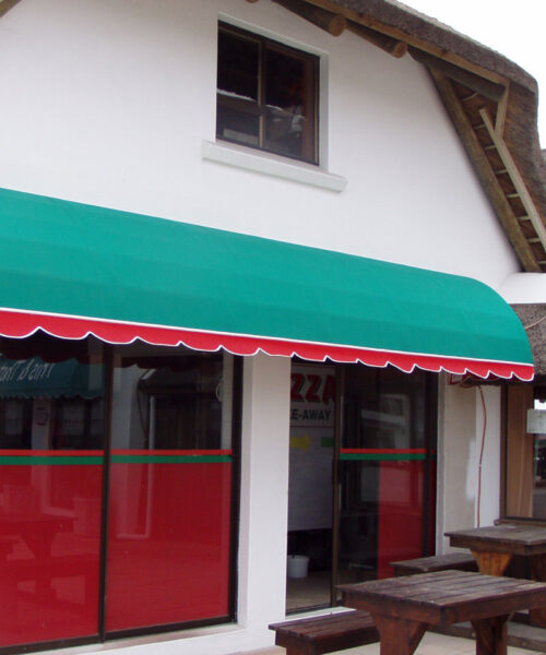 Bullnose Awnings All Weather Awnings