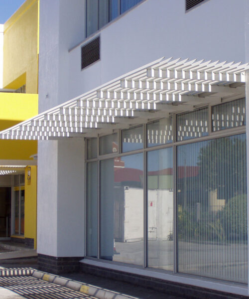 70z Sun Louvre System All Weather Awnings