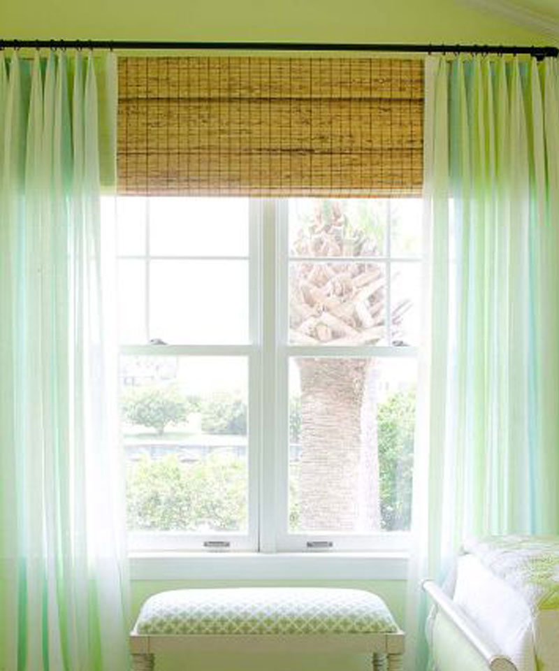 Oriental Bamboo Blinds All Weather Awnings